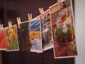 art hanging photographs photos