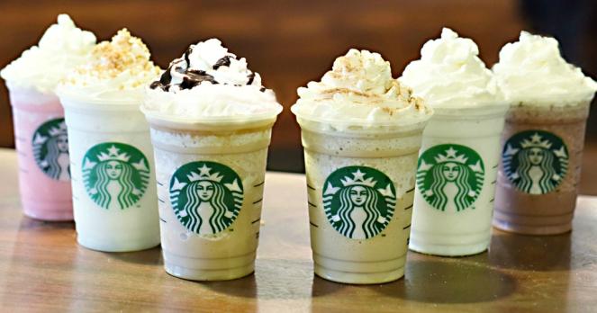 starbucks-frappuccinos